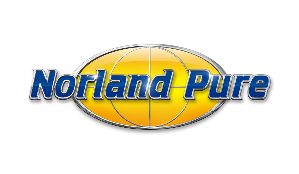 Norland Pure Logo Blue FLAT