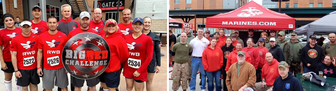 Team RWB & Marine Corps League